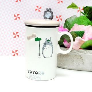 Mug Totoro avec un chibi totoro