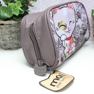 Trousse Mani The Lucky Cat Violet