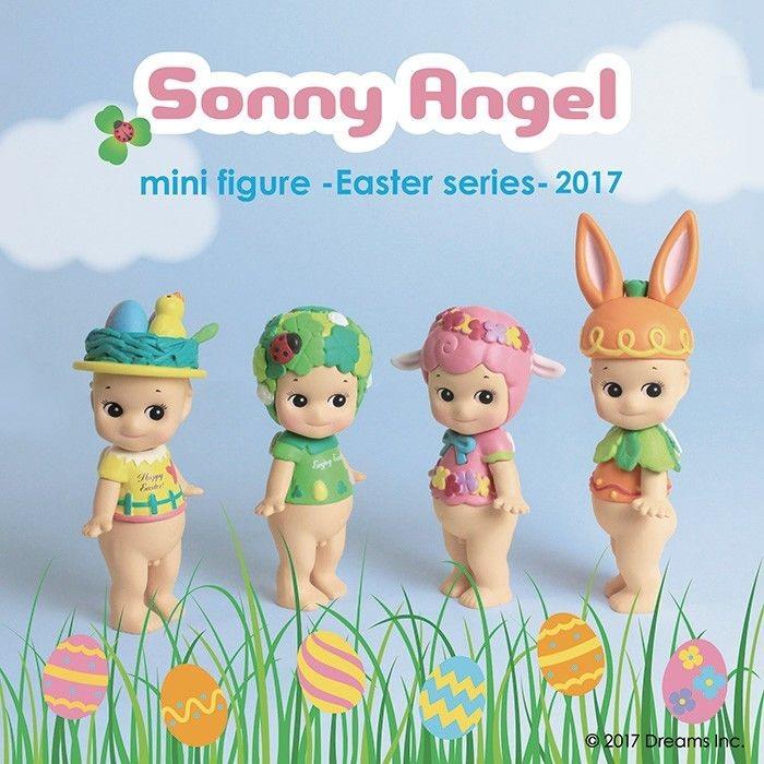 Sonny Angel Série Pâques 2017