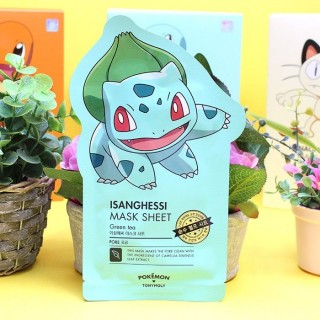 TONY MOLY X POKEMON Masque visage Bulbizarre