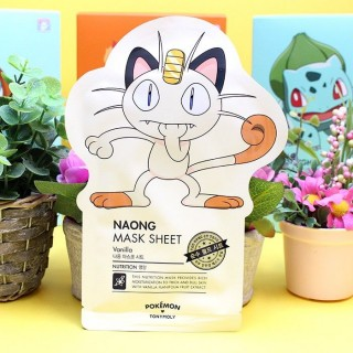 TONY MOLY X POKEMON Masque visage Miaouss