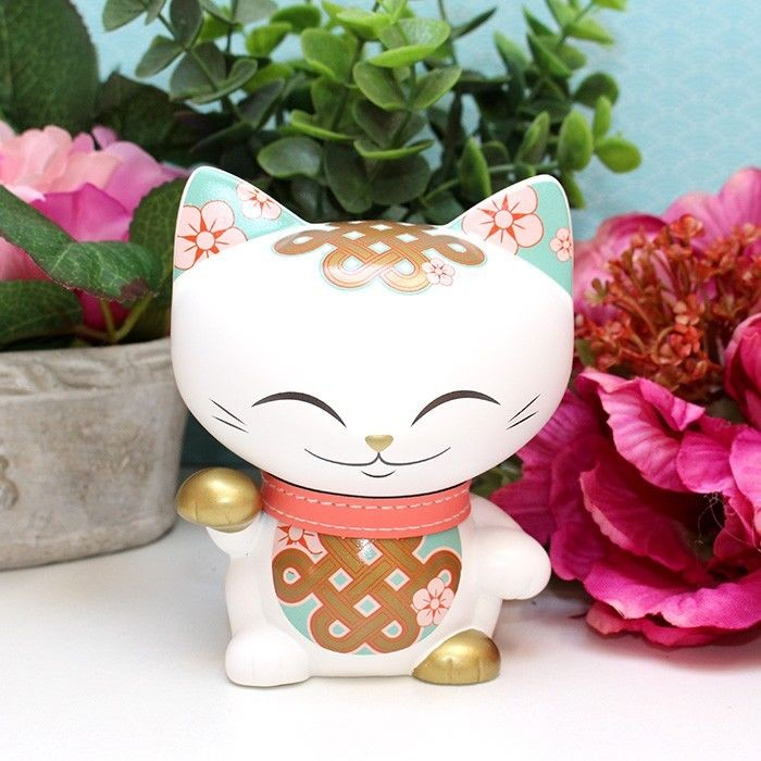 Figurine Mani The Lucky Cat 11 cm N°27