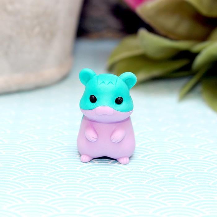 Gomme Iwako Hamster