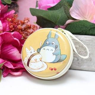 Boîte pour ecouteurs Totoro & Chibi Totoro