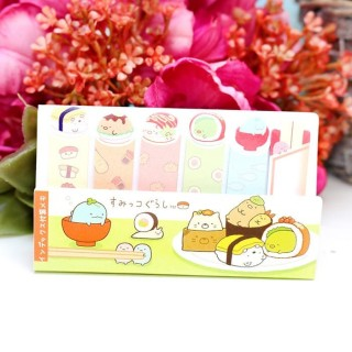 Sticker Marker Sumikogurashi Sushi