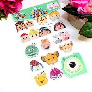 Déco Stickers Tsum Tsum