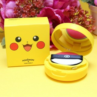TONY MOLY X POKEMON Pikachu Blush