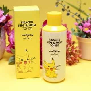 TONY MOLY X POKEMON Pikachu Kids & Mom Toner