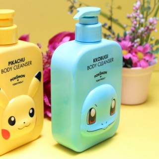 TONY MOLY X POKEMON Gel douche Carapuce (300ml)