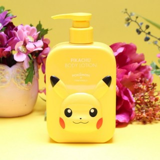 TONY MOLY X POKEMON Lait corporel Pikachu (300ml)