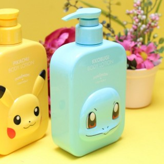 TONY MOLY X POKEMON Lait corporel Carapuce (300ml)