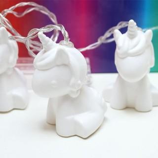 Guirlande Lumineuse Unicorne
