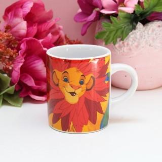 Tasse à expresso Le Roi Lion