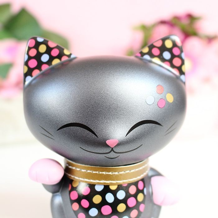 Mani The Lucky Cat Petit Confetti 11 cm