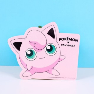 Tapis Souris RONDOUDOU Pokémon X Tony Moly Edition Limitée