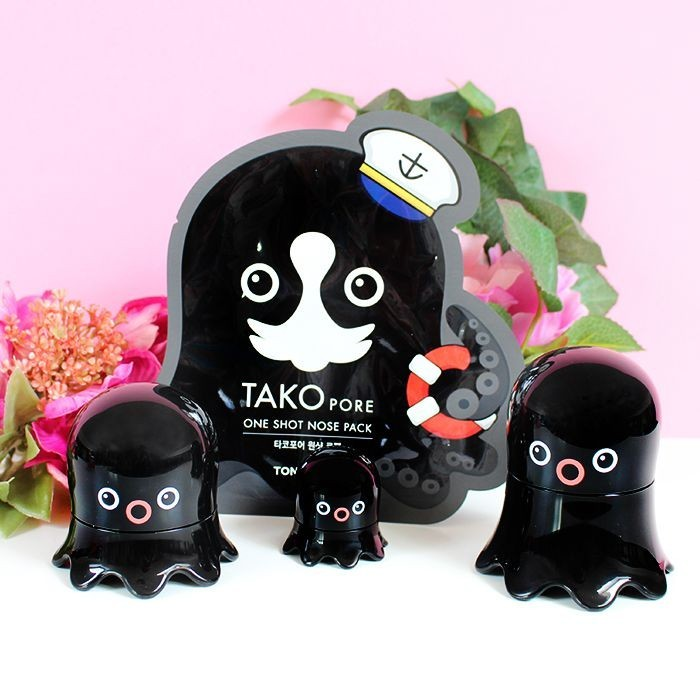 Pack Tako Pore Collection