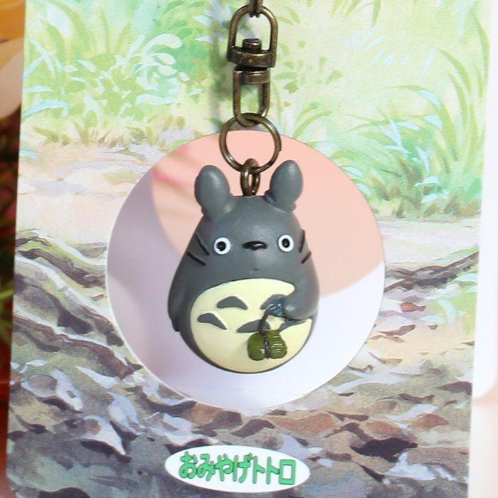 Porte Clés Totoro avec un baluchon