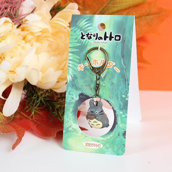 Porte Clés Totoro avec un instrument