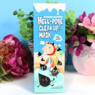 Hell-Pore Clean Up Mask ELIZAVECCA : Masque purificateur