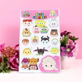 Deco sticker Tsum Tsum Rose