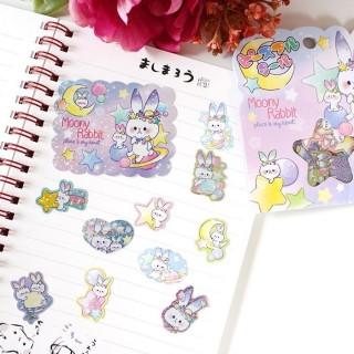 Pochette de stickers Monny Rabbit