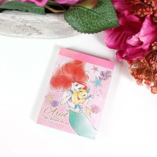 Bloc note Disney Ariel La Petite Sirène