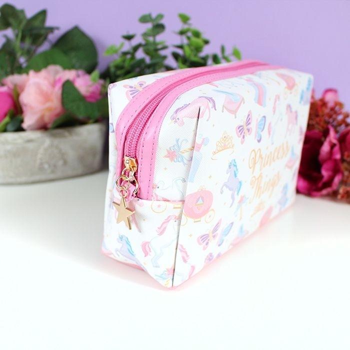 Trousse de toilette Princesse Licorne / Tamtokki.com - Boutique Kawaii en France IM#4615