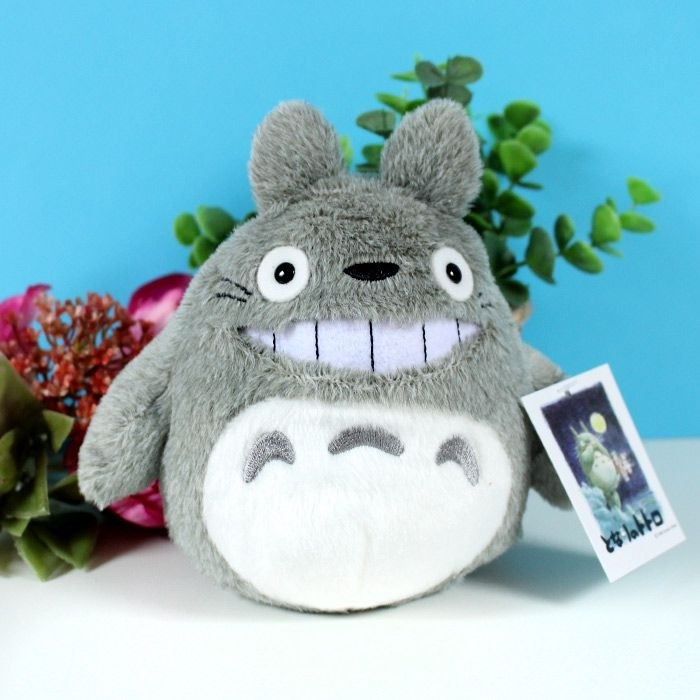 Peluche Mon voisin Totoro Smile (18 cm)