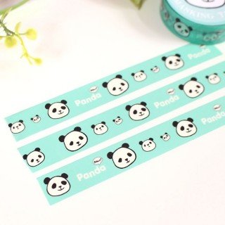 Washi Tape Panda Malin