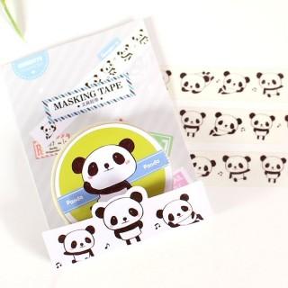 Washi Tape Baby Panda