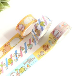 Washi Tape Sumikko Gurashi Boite World Tour