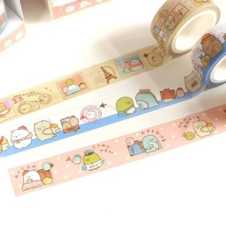 Washi Tape Sumikko Gurashi Happy Trip