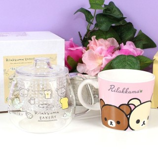 Happy Tea Time with Rilakkuma