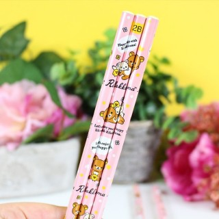 Crayon à Papier Rilakkuma Rose