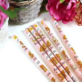 Crayon à Papier Rilakkuma Rose / Tamtokki.com - Boutique Kawaii en France IM#4933
