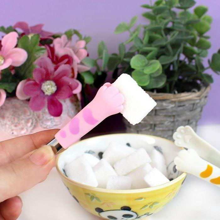 Pince à sucre Pattes de Chat - Catch Cat Tongs