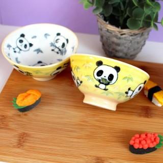 Petit Bol Panda Bambou