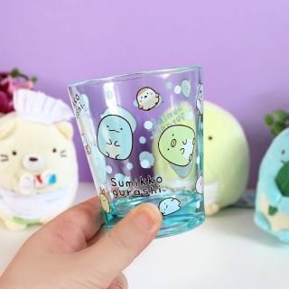 Verre Sumikko Gurashi Color Crystal Bleu