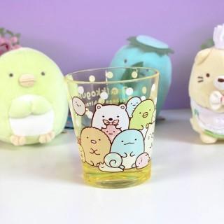 Verre Sumikko Gurashi Color Crystal Jaune