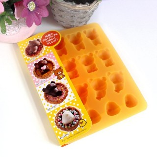 Moule à chocolat Rilakkuma