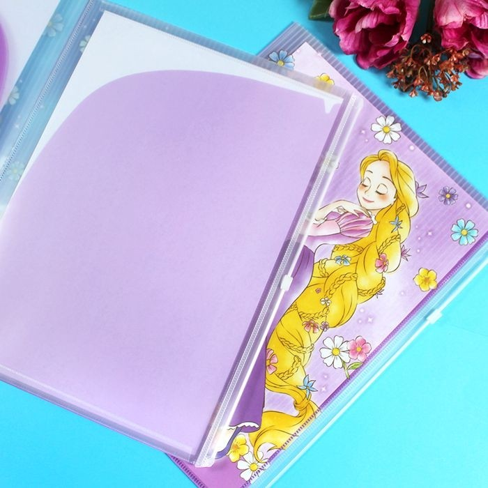 Pochette A4 Disney - Raiponce