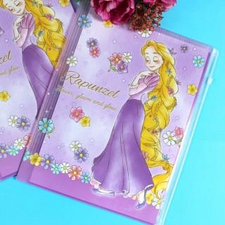Pochette A4 Disney - Raiponce / Tamtokki.com - Boutique Kawaii en France IM#5103