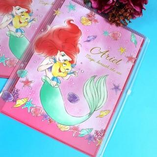 Pochette A4 Disney - Ariel
