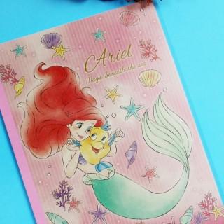 Cahier de note Disney - Ariel