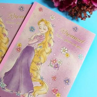 Cahier de note Disney - Raiponce / Tamtokki.com - Boutique Kawaii en France IM#5131