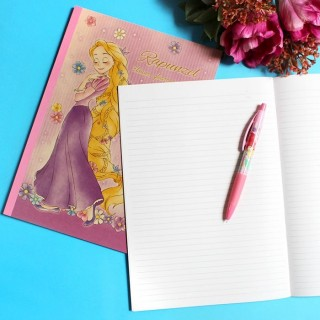 Cahier de note Disney - Raiponce / Tamtokki.com - Boutique Kawaii en France IM#5133