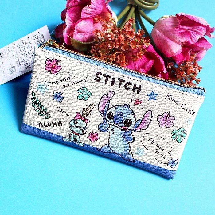 Trousse plate Disney - Stitch