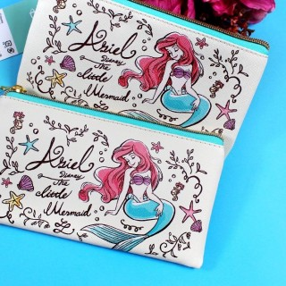 Trousse plate Disney - Ariel