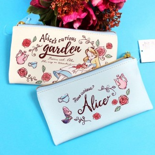 Trousse plate Disney - Alice