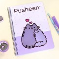 Cahier Spirale Pusheen The Cat Love